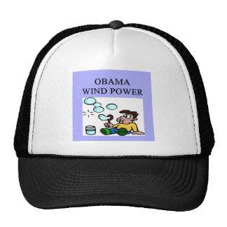 obama anti come el chiste del rcih gorras