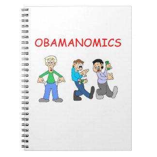 obama anti libro de apuntes