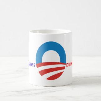 ¡Obama anti DuhBro consiguió ir! Tazas de café