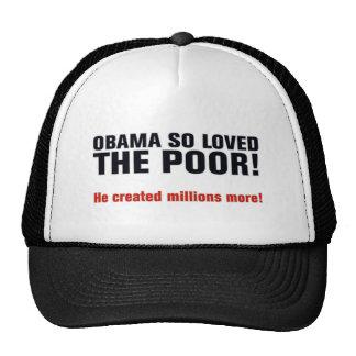 Obama anti gorros