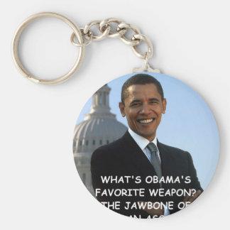 obama anti llavero personalizado