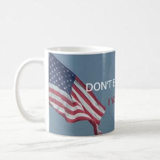 Obama anti no me culpa que voté por Romney Taza