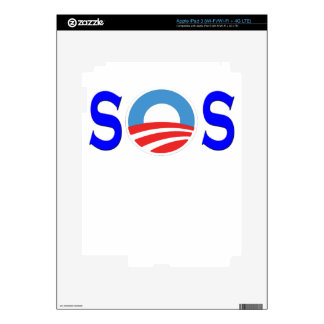 Obama anti, Obamacare iPad 3 Skin