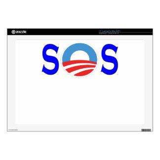 Obama anti, Obamacare Portátil Skin