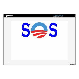 Obama anti, Obamacare Skins Para Portátil