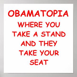 obama anti poster