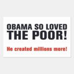 Obama anti pegatina