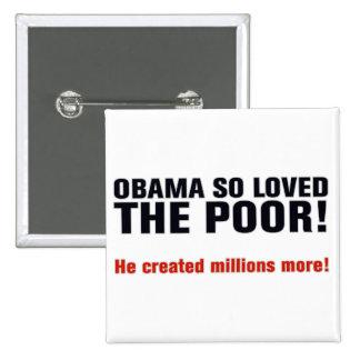 Obama anti pin cuadrado