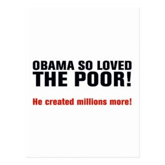 Obama anti postales