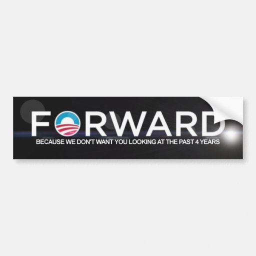 Obama anti - remita - 2012 pegatina para auto