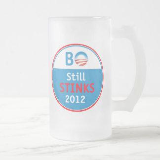 Obama apesta la taza