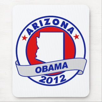 Obama - Arizona Mouse Pad