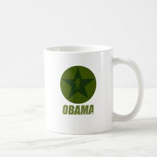 Obama Army Star Mug