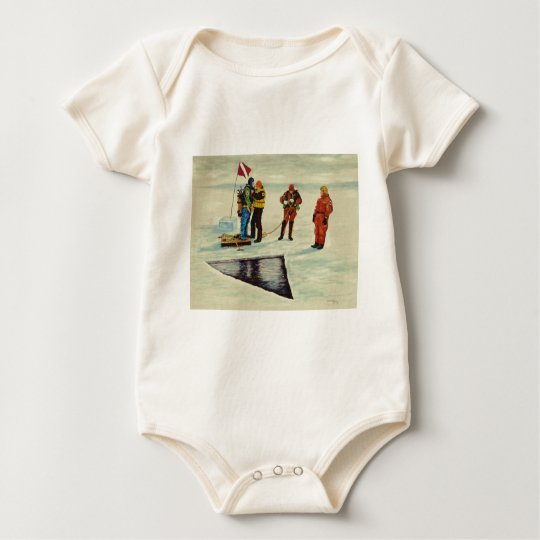 Obama Artists for America supporting Tampa Canine- Baby Bodysuit