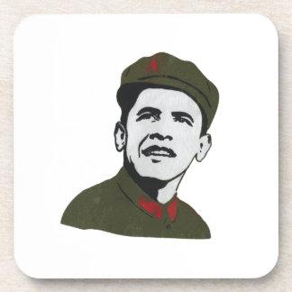 Obama as Che Guevara Design Coasters