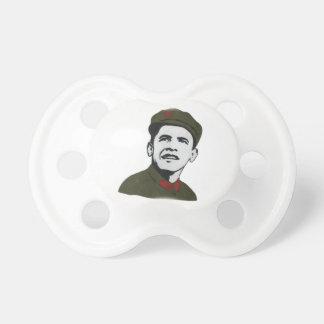 Obama as Che Guevara Design Pacifier