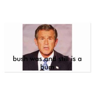 obama ascendente grande tarjeta personal