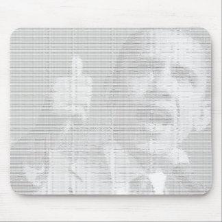 obama ascii mouse pad
