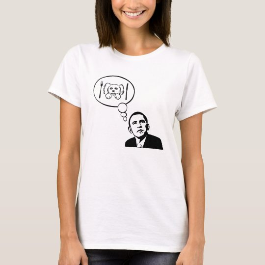 Obama Ate Dog shirt
