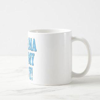 Obama Ate My Baby! Anti Obama Coffee Mug