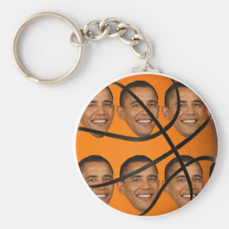 Obama Ball Keychain