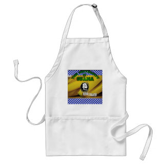 Obama bananas FRESH GUARANTEED Adult Apron