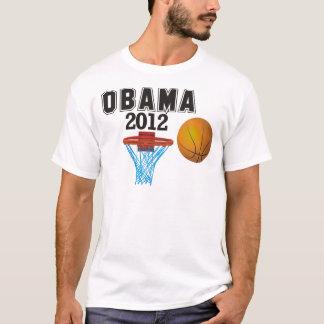 obama basketball 2012 T-Shirt