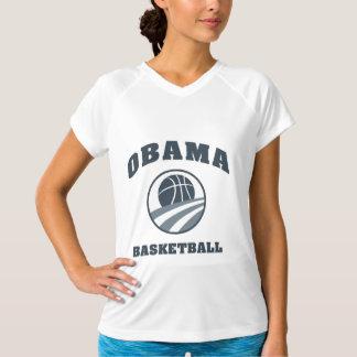 Obama Basketball Grey v1 T-shirt