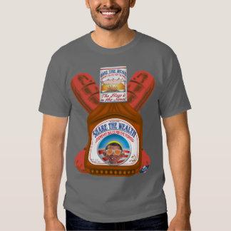 Obama BBQ Sauce T Shirt