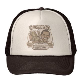 Obama Beer Summit Nonpartisan Gear Trucker Hat