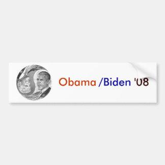 Obama /Biden '08 Bumper Sticker