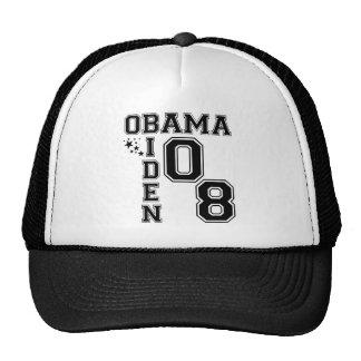 Obama Biden 08 Gorro De Camionero