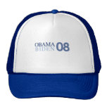 Obama Biden '08 Gorro De Camionero
