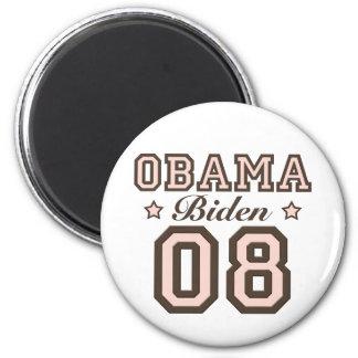 Obama Biden 08 Magnet