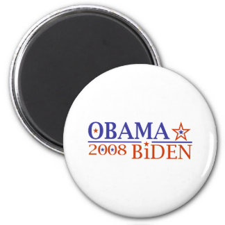 Obama Biden 08 Fridge Magnets