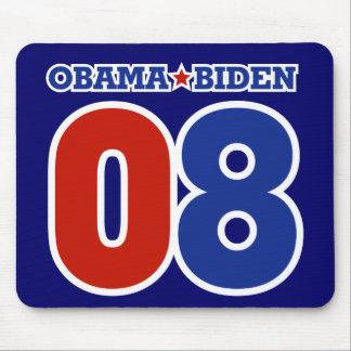 Obama Biden '08 Mouse Pads