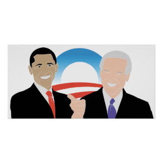 Obama Biden '08 poster
