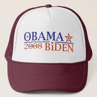 Obama Biden 08 Trucker Hat