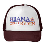 Obama Biden 08 Trucker Hat