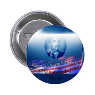 Obama-Biden 2008 2 Inch Round Button
