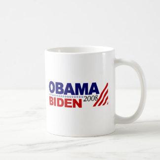 Obama Biden 2008 Coffee Mug