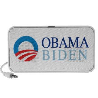 Obama Biden 2012 Altavoces