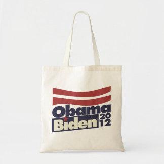 Obama Biden 2012 Bolsa Tela Barata