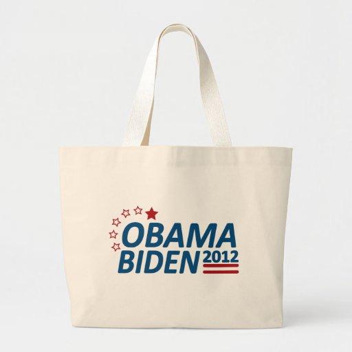 Obama Biden 2012 estrellas Bolsa