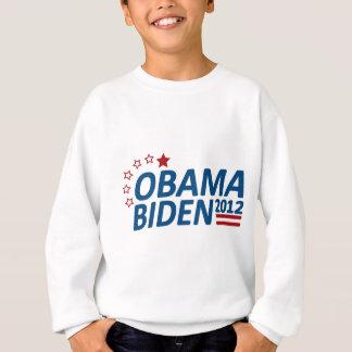 Obama Biden 2012 estrellas Sudadera