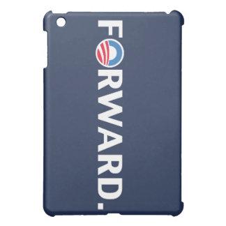 Obama / Biden 2012 Forward Slogan (White on Blue) iPad Mini Cover