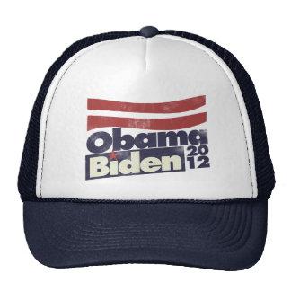 Obama Biden 2012 Gorro De Camionero