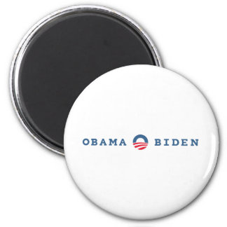 Obama/Biden 2012 Imán Redondo 5 Cm