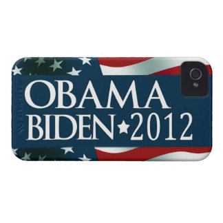 Obama Biden 2012 iPhone 4 Case-Mate Case