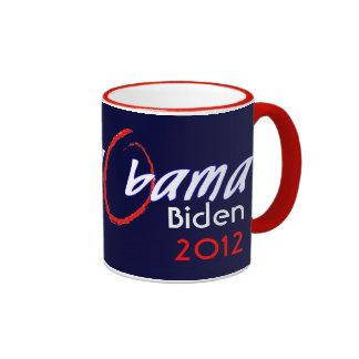 Obama-Biden 2012 Mugs